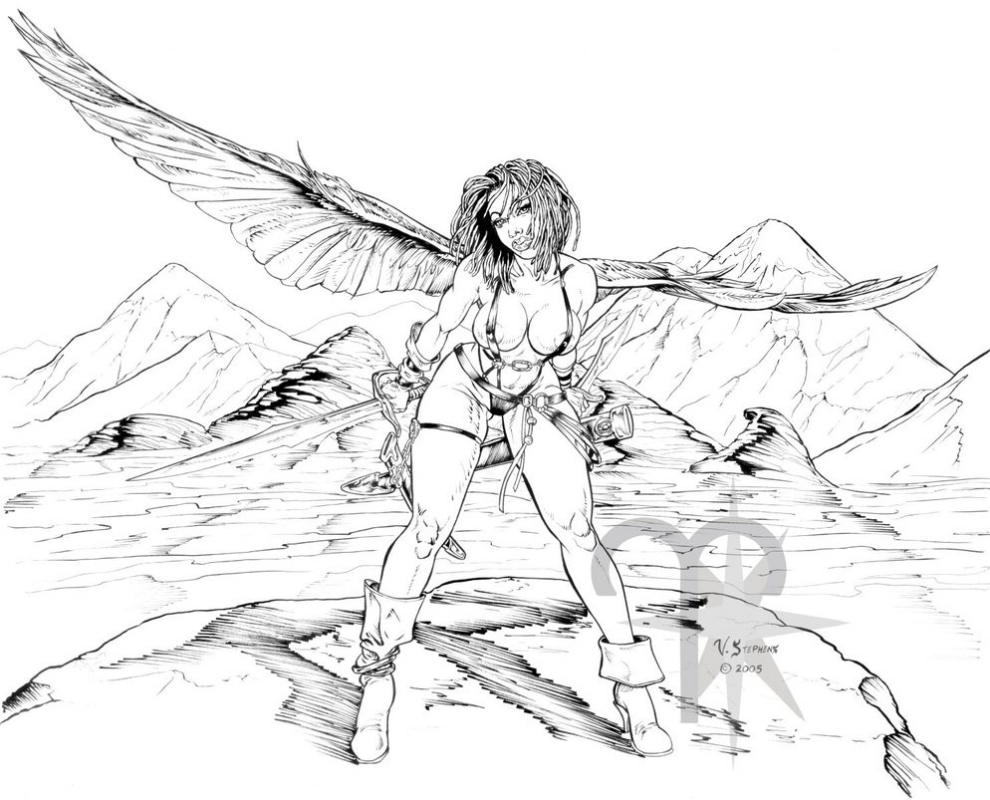 Death Angel by Vincent