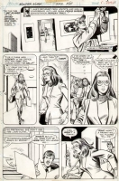 Wonder Woman (Vol. 1) #222, page 3 (1976) Comic Art