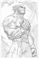 ULTIMATE WOLVERINE!!!!!!!!! Comic Art