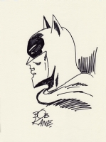Batman by Bob Kane Comic Art