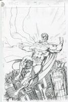 Superman by Paul Ryan Comic Art