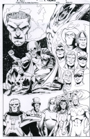 JSA: Countdown, ??, page 4 Comic Art