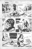Savage Sword of Conan-[ Bront ] page by John Buscema Comic Art