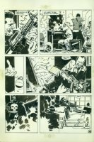 the Punisher- Assassin's Guild-[graphic novel] pg. 48 by Jorge Zaffino Comic Art