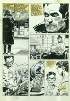 the Punisher-Assassin's Guild-[graphic novel] pg. 63 by Jorge Zaffino Comic Art