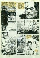 the Punisher-Assassin's Guild-[graphic novel] pg. 63 by Jorge Zaffino Comic Art