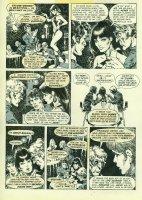 Vampirella page from issue # ? by Jose [ Pepe ] Gonzalez  Comic Art