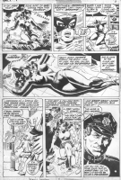 Beware  the Claws of the Cat # 1 Page # 6 by Marie Severin & Wally Wood Comic Art