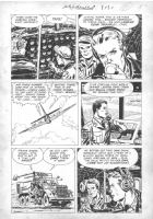 Milton Caniff -  Strictly For the Smart Birds , page 4-- 1951-- Harvey giveaway comic Comic Art