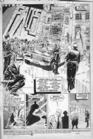 Batman Annual  # 13  pg. # 1 by Michael Bair & Gray Morrow Comic Art
