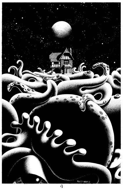 Banlieue Lunaire - pg 4 Comic Art