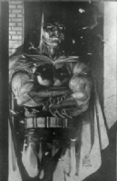 BATMAN, Comic Art