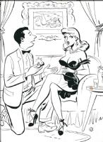 Jim Mooney Humorama  Comic Art