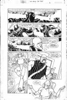 Kevin Maguire - Just Imagine Stan Lee Creating The Flash pg. 36 Comic Art