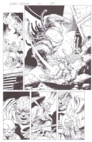 X-Men Unlimited # 12 Comic Art