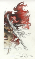 Simone Bianchi - Phoenix, Comic Art