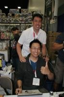 Jay Anacleto and Philip Tan Comic Art