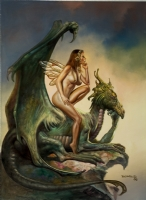 Boris Vallejo - Friends Comic Art
