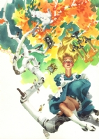 Steve Rude - Alice in Wonderland Comic Art
