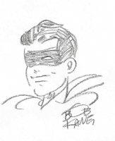 Bob Kane Robin Comic Art