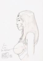 Adrien Floch Callista Comic Art
