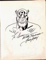 JACK KIRBY Comic Art