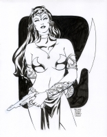Dejah Thoris by Cliff Chiang Comic Art