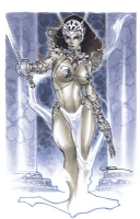 Dejah Thoris by Uko Smith Comic Art