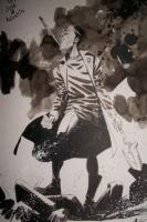 Matteo Scalera-Starman (Jack Knight) Comic Art