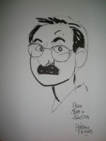 Horacio Altuna-Familia Tipo Comic Art