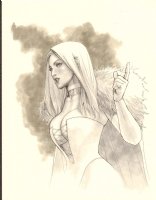 Emma Frost, Comic Art