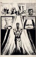 D'Artagnan Annual #7, pg.28 (Nippur di Lagash) Comic Art