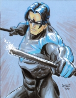 Freddie Williams II - Nightwing Comic Art