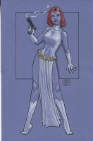 Mystique Comic Art