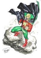 Alan Scott, Green Lantern by Carlo Pagulayan Comic Art