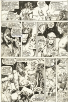 Conan the Barbarian #13, page 22 Comic Art