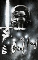 Kylo Ren / Star Wars (For Sale) Comic Art
