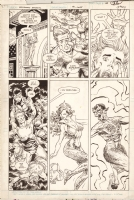 Aquaman orgy Comic Art