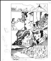 Elric Comic Art