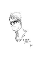 Sebastian Fiumara - Nightwing, Comic Art