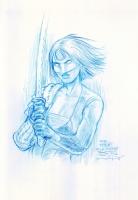 Juan Jose Ryp - Katana, Comic Art