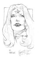 Jesus Merino - Wonder Woman, Comic Art