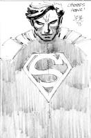 John Romita Jr - Superman, Comic Art