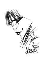 James O'Barr - The Crow, Comic Art