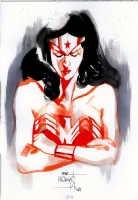 St�phane Perger - Wonder Woman, Comic Art