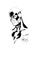 Paco Diaz - Flash, Comic Art