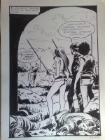 Jolanda de Almaviva - Milo Manara - N25 P102 Comic Art