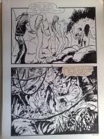 Jolanda de Almaviva - Milo Manara - N35 P52 Comic Art