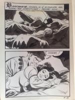 BiancaNeve - Frollo - N04P87 Comic Art