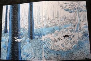 by Nathan Schreiber Comic Art
